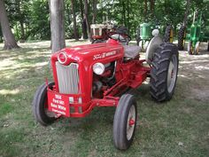 1958 Ford 661 WorkMaster tractor | Seen at the 100th Anniver… | Flickr