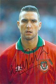 Vinnie Jones . Wales