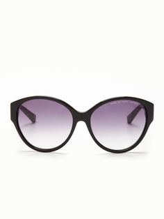 a81afcfed6 Printed Stem Oversized Cat Eye Frame by Marc by Marc Jacobs Sunglasses at  Gilt