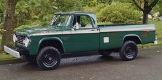1965 Dodge Power Wagon W200 Maintenance/restoration of old/vintage vehicles: the material for new cogs/casters/gears/pads could be cast polyamide which I (Cast polyamide) can produce. My contact: tatjana.alic@windowslive.com