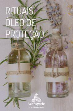 Rituais Oleo De Protecao Aromaterapia Perfume Caseiro Limpeza