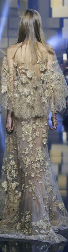 Elie Saab FW 2015 couture                                                       …