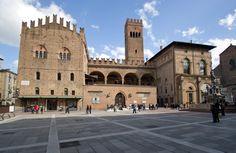 Palazzo Re Enzo - Bologna