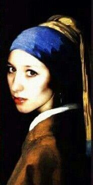 Inci Küpeli Kız Girlwith a Pearl Earring Het Meisjemet de Parel Johannes Vermeer