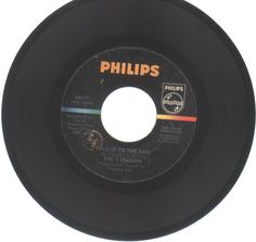 The 4 Seasons 45 rpm Tell It To The Rain vintage by vinylplus