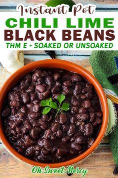 Healthy Soup Recipes, Bean Recipes, Fall Recipes, Real Food Recipes, Dinner Recipes, Thm Recipes, Veggie Recipes, Lunch Recipes, Yummy Food
