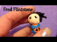 Polymer Clay Chibi Charms - Characters from TV and Film