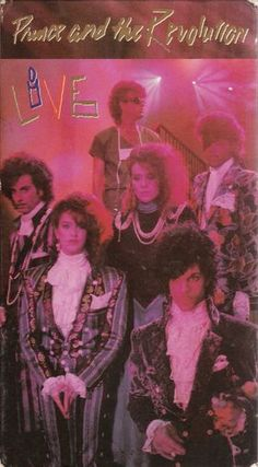 Prince and the Revolution: Live - Wikipedia, the free encyclopedia
