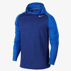 Nike Hyperspeed Fleece Pullover Men's Training Hoodie. Nike Store