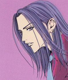 "Takumi: I love the way he loves Hachi, so cool~ <3 He's Hachi's husband in ""Nana"" manga."