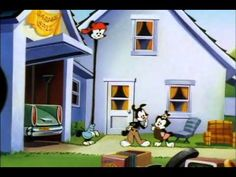Animaniacs  S01E047 Garage Sale of the Century