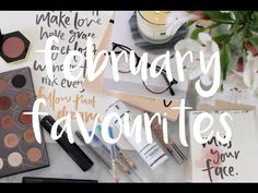 February Favourites 2016 | Lily Pebbles