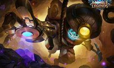 Cyclops New Skin - Super Adventurer - Archived News - Mobile Legends: Bang Bang - Mobile - Powered by Discuz! Wallpaper Hp, Wallpaper Keren, Mobile Legend Wallpaper, Bang Bang, Free Hd Wallpapers, Wallpaper Free Download, Miya Mobile Legends, Legend Games, The Legend Of Heroes