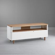 Buy Ebbe Gehl for John Lewis Mira Media Unit, Oak | John Lewis