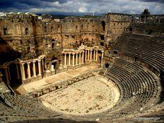 Ancient City of Bosra Syrian Arab Republic UNESCO