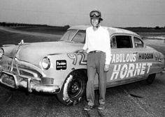 Herb Thomas in Smokey's Championship Hudson