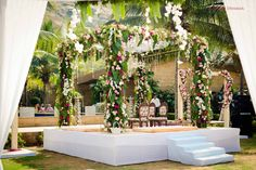 Outdoor South Indian Wedding Decorations - mypic.asia