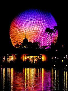 Spaceship Earth in Epcot, Walt Disney World