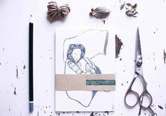 Eco-friendly Handmade Notebook