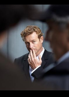 Simon Baker  Givenchy Gentlemen Only... Behind the scenes