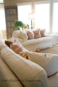 {Ella Claire}: Our Home~ The Living Room