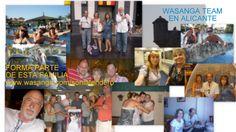 Mis nuevos amigos gracias a Wasanga 100% mi blog y mi negocio donde gano dinero por internet http://www.wasanga.com/registro20aff/?id=3961