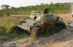 Military Vehicles, Abandoned, Africa, Ruins, Afro