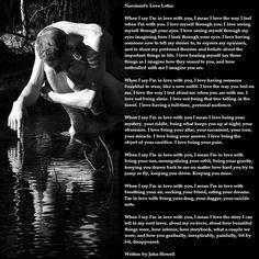 #narcissistic #poem #itsnotmeitsyou