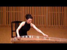 "▶ Japanese Koto ""Tegoto"" by Michio Miyagi <手事・第三章>宮城道雄作曲 - YouTube"