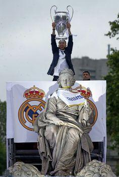 Sergio Ramos, héroe una vez más, Grande!! #LaUndecima #HalaMadrid