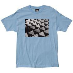 Quiet Life / Pyramids Short Sleeve T Shirt