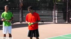 #TENNIS FOOTWORK TIPS: Tennis Footwork For Fast, Wide Balls After The Serve