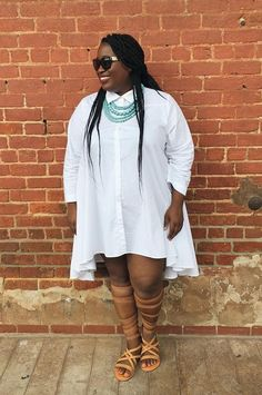"Confidence-Boosting Tips From Your Favorite Plus Bloggers #refinery29  http://www.refinery29.com/2016/10/126067/plus-size-bloggers-how-to-boost-confidence-tips#slide-5  Jeniese Hosey, The Jenesaisquoi""My biggest confidence-building style tip is to wear what makes you feel good. It doesn't matter if they say it's out or in, if you feel good in it, wear it.""..."
