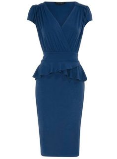usually dislike a peplum with a vengence but im liking this!