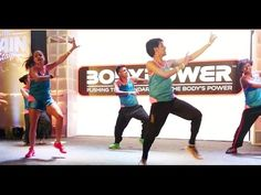 Amazing Folk Fitness Dance / Indian Zumba Dance @ Bodypower Expo 2016 Mumbai India