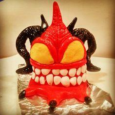 Diablo 3 birthday cake