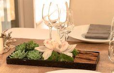 Advent Tischdekoration