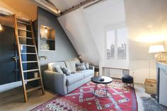 Falta espaço em casa? Esse apartamento tem tudo em menos de 80m2. Aproveite estas boas inspirações!