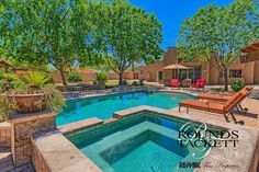 Relax by the pool with a good book at this just listed backyard oasis in North Scottsdale!  To learn more about this listing contact us at info@livelovescottsdale.com