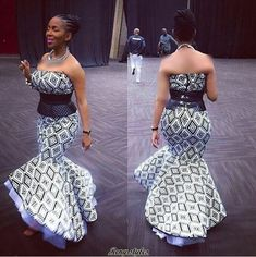 african fashion which looks great 38437 African Wedding Dress, African Print Dresses, African Fashion Dresses, African Dress, African Prints, African Outfits, African Weddings, African Patterns, African Clothes