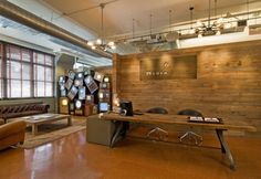 Media Storm Office by DHD Architecture and Design