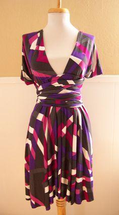 Простые выкройки: платье Infinity и юбка-солнце. Обсуждение на LiveInternet - Российский Сервис Онлайн-Дневников