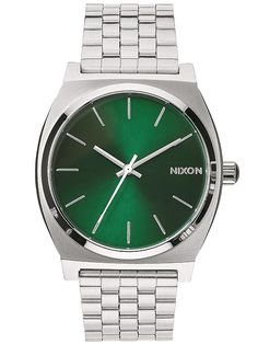 love the emerald #green face on this Nixon watch http://rstyle.me/~2jfSP