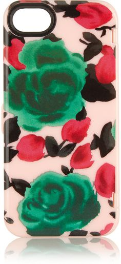 Marc by Marc Jacobs Floral-print iPhone 5 case