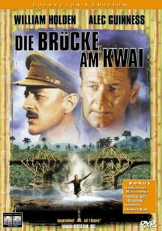 Die Brücke am Kwai * IMDb Rating: 8,3 (92.038) * 1957 UK,USA * Darsteller: William Holden, Alec Guinness, Jack Hawkins,
