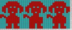 Tricksy Knitter Charts: Dog (84783) by Crob