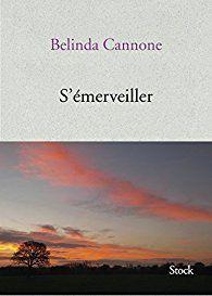 S'émerveiller - Belinda Cannone