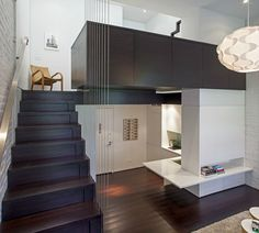 Small Loft in Manhattan, New York by Specht Harpman - WE AND THE COLOR