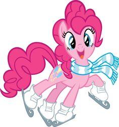 Pinkie Pie - One Winter Gal by Firestorm-CAN.deviantart.com on @DeviantArt