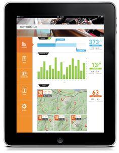 Aplicativo de seguradora de carro. O sistema coleta informações sobre o uso do carro e o cliente e define quanta lee deve pagar pelo seguro. Metromille